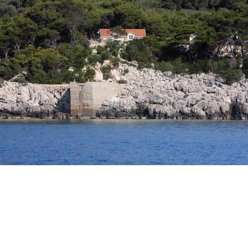 Rooms with a swimming pool Cove Saplunara, Mljet - 401