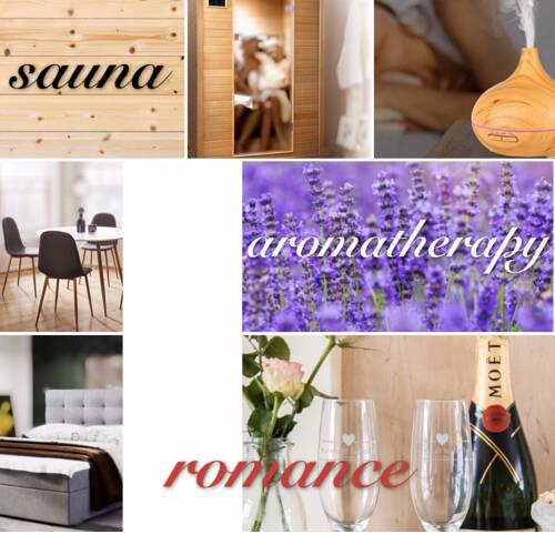 Sauna and Aromatherapy flat in Jihlava center