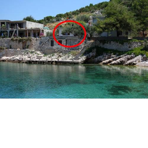 Seaside holiday house Cove Zarace - Gdinj, Hvar - 4603