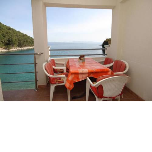 Seaside secluded apartments Cove Smokvina, Hvar - 9501