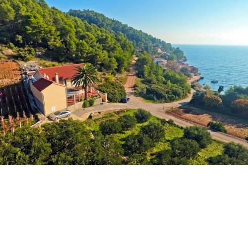 Seaside secluded apartments Cove Tvrdni Dolac, Hvar - 6112