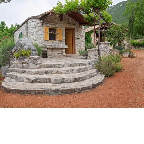 Secluded Cottage in Trpanj with Garden