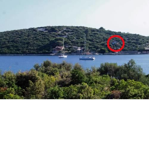 Secluded fisherman's cottage Cove Ladjin - Landjin, Pasman - 8500