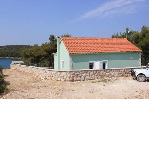 Secluded fisherman's cottage Cove Soline, Pasman - 8326