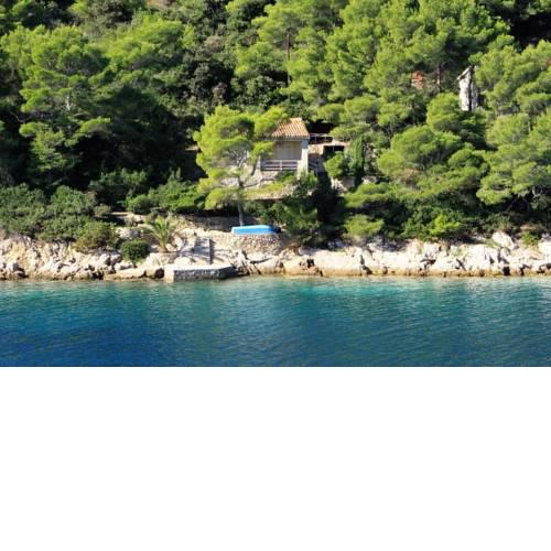 Secluded fisherman's cottage Cove Stoncica, Vis - 8894