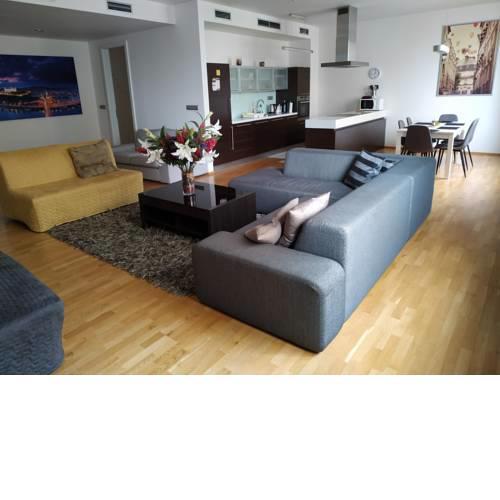 Spacious apartment in City Centre, 155m2