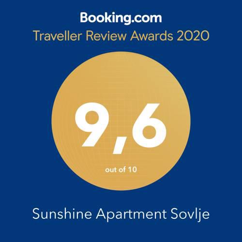Sunshine Apartment Sovlje