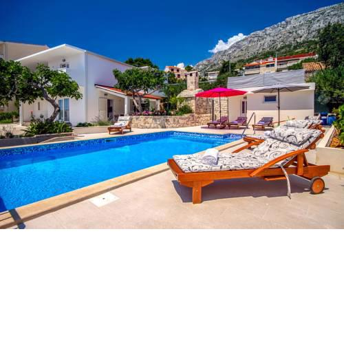 Tice Villa Sleeps 10 Pool Air Con WiFi