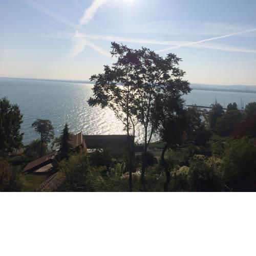 TIHANY (BALATON), BEST VIEW, SPACIOUS WELLNESS, CENTRAL , 50m BEACH