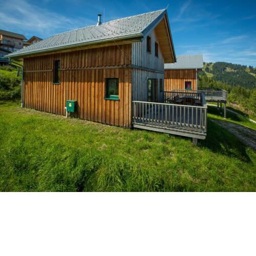Wonderful Chalet in Klippitztörl with Jacuzzi